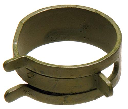 The Hillman Group 59736 Spring Action Hose Clamp, 5/8-Inch, 20-Pack