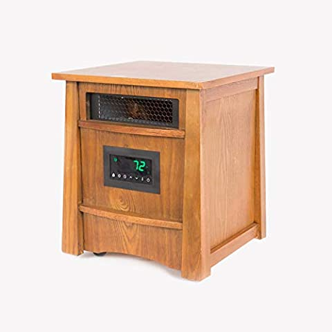 ifesmart Lifelux Series Ultimate 8 Element Infrared Space Heater