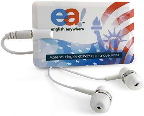 Curso de Ingles Aprender Ingles Basico English Course EA English Anywhere Incluye Reproductor product image