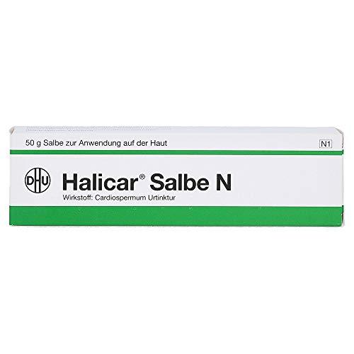 Halicar Salbe, 50 g Salbe
