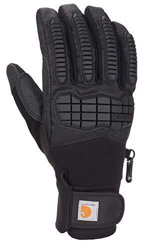 Carhartt Men's A733-Winter Ballistic Glove 2018, black, M