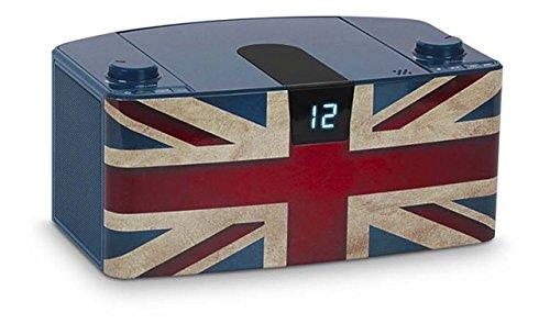 Big Ben, Portable Radio/CD/Bluetooth Player - UK