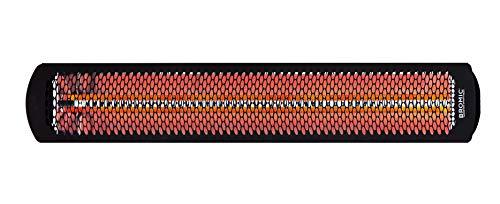 Calefactor Bromic Tungsten 6000W  Negro