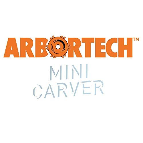 ARBORTECH Mini Carver | Ø 50 mm Winkelschleifer zur Holzbearbeitung - 3
