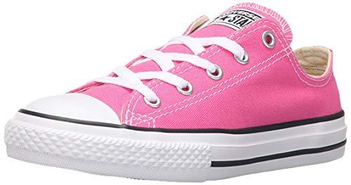 Zapatillas deportivas CTAS OX para ni?as (beb¨¦s / ni?os peque?os / ni?os peque?os), rosa mod., 3 m. Para ni?os de EE. UU.