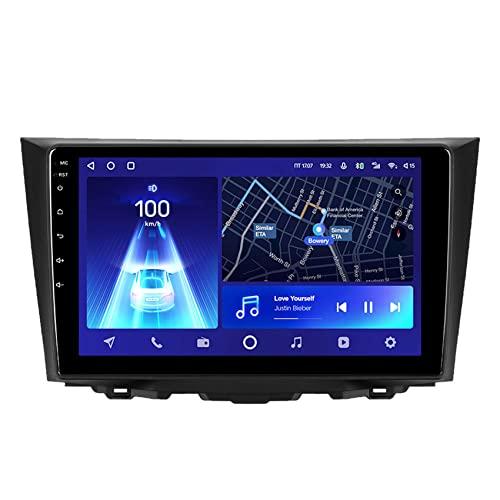 Amimilili Android 10.0 Radio Coche para Suzuki Kizashi 2009-2015, Autoradio GPS Navigator con Bluetooth/FM/USB/DSP/Carplay/Mandos Volante, Mirrorlink y Cámara Trasera,8core WiFi+4g: 6+128g