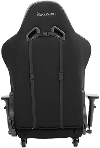 Bauhutte(バウヒュッテ)ゲーミング座椅子LOC-950RR-BK