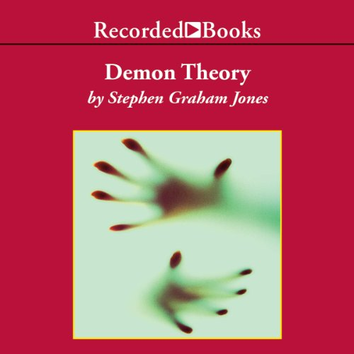 Demon Theory audiobook cover art