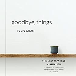 goodbye things book for minimalists