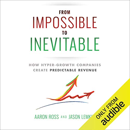 From Impossible to Inevitable audiobook cover art