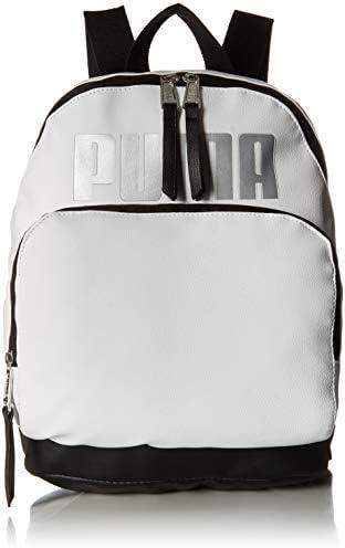 PUMA Women s Evercat Royale Backpack white black One size product image