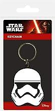 Star Wars Episode VII Llavero caucho Stormtrooper 6 cm