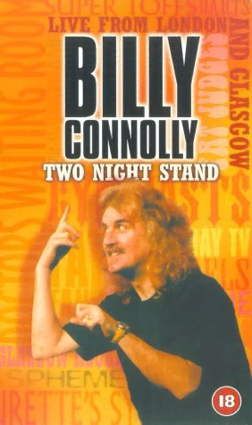 Billy Connolly - Two Night Stand - Live from London and Glasgow