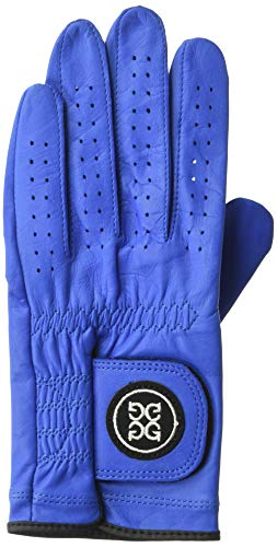 GFORE 2019 Collection Golf Glove, Azure Worn on Left Hand Medium/Large