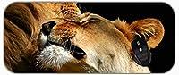 XXLゲームラージマウスパッドビッグキャットラブライオンノンスリップラバーマウスパッド
