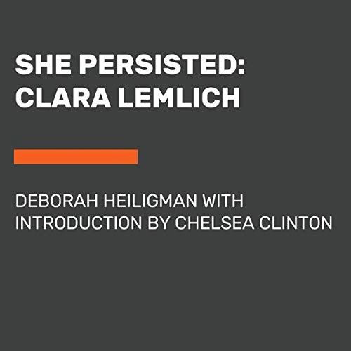 She Persisted: Clara Lemlich cover art