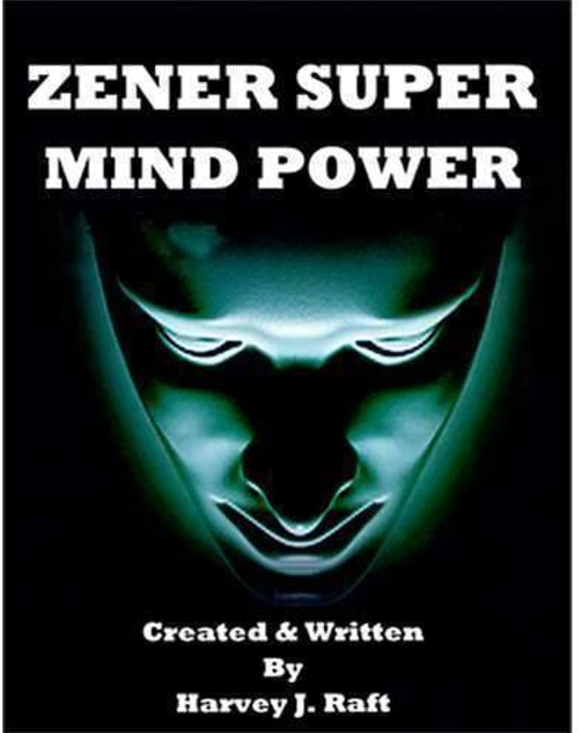 SOLOMAGIA Zener Super Mind Power by Harvey Raft  Mentalism  Magic Tricks and Props