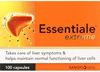 Essentiale Extreme (100 Capsules) - Liver support supplement-Trusted around the world.