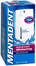MENTADENT ADVANCED WHITENING PUMP 3.5oz by CHURCH & DWIGHT COMPANY