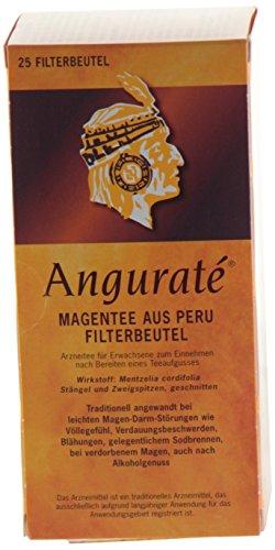 Anguraté Tee aus Peru Filterbeutel, 1er Pack (1 x 25 Stück)