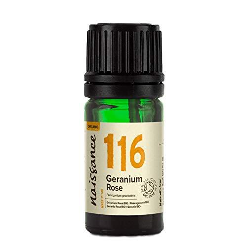Naissance Geranio BIO - Aceite Esencial 100% Puro - Certific
