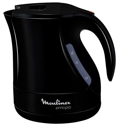 Moulinex BY1078 Wasserkocher, 1.2 L, schwarz