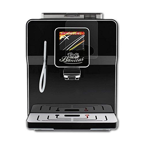 atFoliX Schutzfolie kompatibel mit Cafe-Bonitas NewStar Displayschutzfolie, HD-Entspiegelung FX Folie (2X)