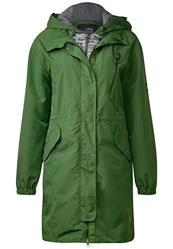 Cecil Damen 100330 Parka, Lightning Bug Green, Medium