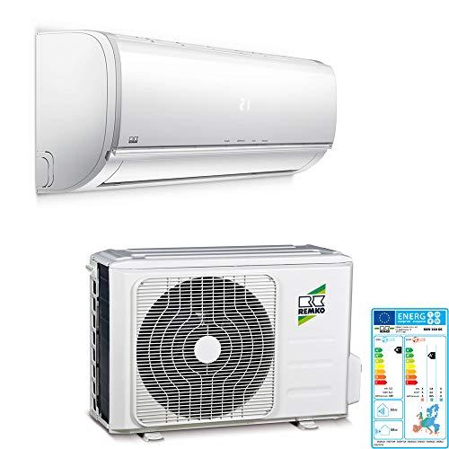 Remko Raumklimagerät SKW 350 DC 3,5 kW - Klimaanlage Inverter-Wandgerät Split