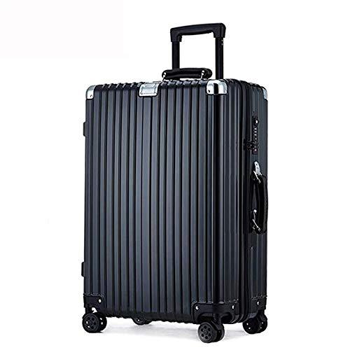 DESTRB 拉杆箱男24寸行李箱女万向轮旅行箱子26寸密码箱登机20学生皮箱包 Trolley case