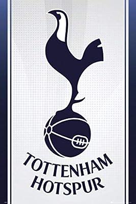 Tottenham Hotspur Crest Wall Poster