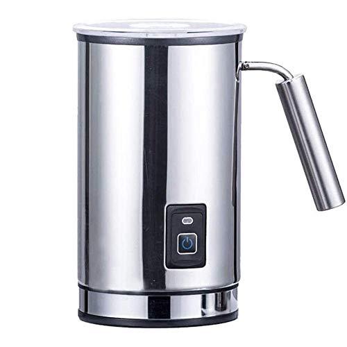 Montalatte Latte Frother, Latte elettrico FrotherSteamer, antiaderente Steamer ColdHot Funzionalità, Schiuma Maker, spegnimento automatico for il latte, caffè, cappuccino, macchiato, cioccolata calda