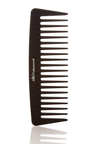 Elite Models Peigne Démêloir Dents Larges Spéciales Cheveux Bouclés - Modèle aléatoire