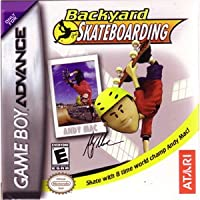 Backyard Skateboarding (輸入版)