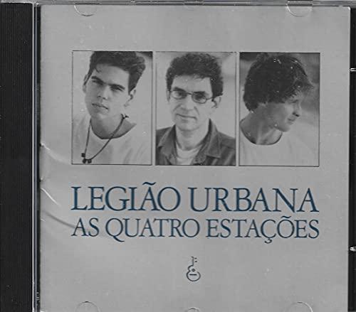 Legião Urbana - Cd As Quatro Estações - 1989 - 2ª Edição