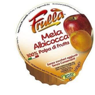 FRULLA' VASCH.M.ALBICOCCA 18X100GR NAT.N (CT DA 18PZ)