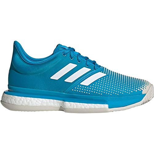 adidas Zapatillas de Tenis para Mujer G26302, Mujer, Zapatillas de Tenis, Azul 296, 38 2/3 EU