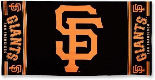 MLB Translated San Francisco Giants Reactive Popular overseas Fiber Beach Towel