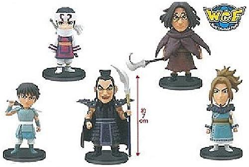 Kingdom World Collectible Figure vol, 3 5 species set