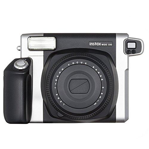 Fujifilm Instax WIDE 300 Sofortbildkamera, Black