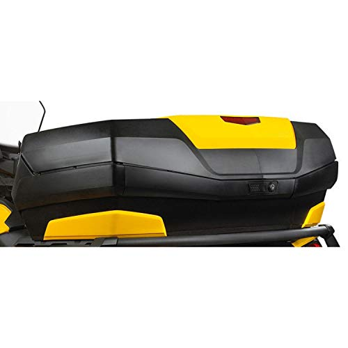 Can-Am ATV New OEM LinQ Rear Rack Trunk Box & Light Kit Cargo/Storage/Luggage