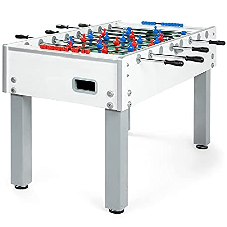 Best Outdoor Foosball Table - Garlando G-500 Weatherproof Foosball Table