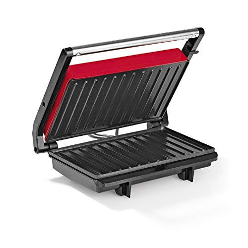 GOURMETmaxx Turbo-Grill Compact - 850 Watt - rood