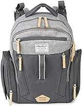 Eddie Bauer Crescent Back Pack Diaper Bag, Grey