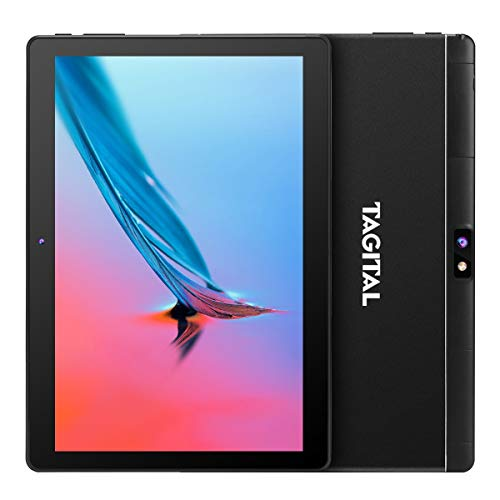 "Tagital T10N Plus 10 inch Android Tablet, Android 8.1 Oreo, 10.1"" 3G/WiFi Tablet"