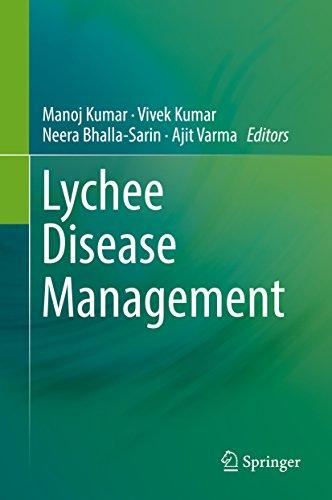 Lychee Disease Management (English Edition)