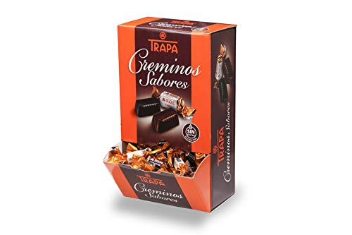 Trapa, Dispensador Creminos Sabores - 800 g.