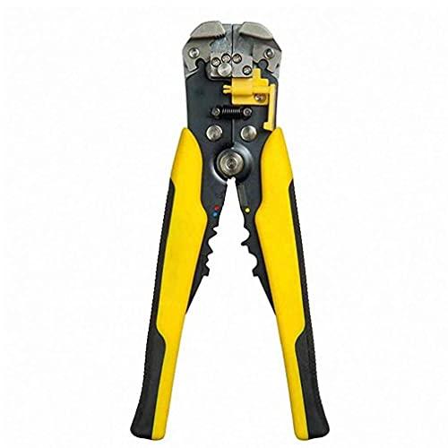 Pelacables autoajustables - Agarre cómodo y agarre ergonómico - Potente herramienta manual para pelar, cortar, apretar y alicates - de Gee Gadgets