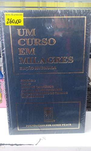 UM CURSO EM MILAGRES - 2a. edição - CAPA DURA - ACIM
