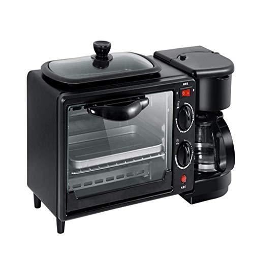 Find Bargain SXWGX Bread Machine, Multi-Function, Three-in-one, Breakfast Machine, Household, Toaste...